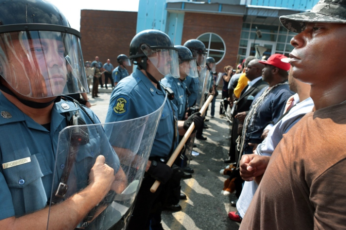 More protests in Ferguson