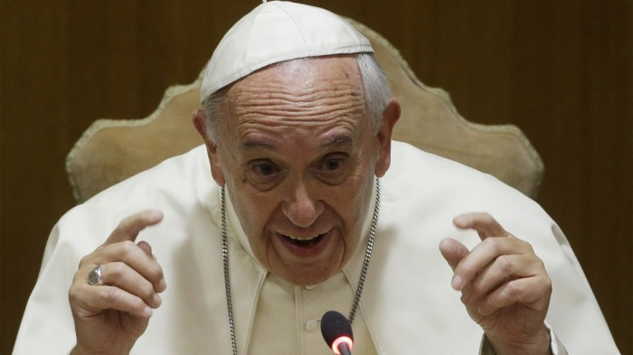 PopeFrancisClimate