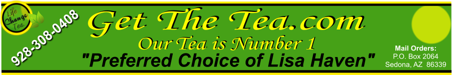 Tea Banner Lisa Haven 900 x 150